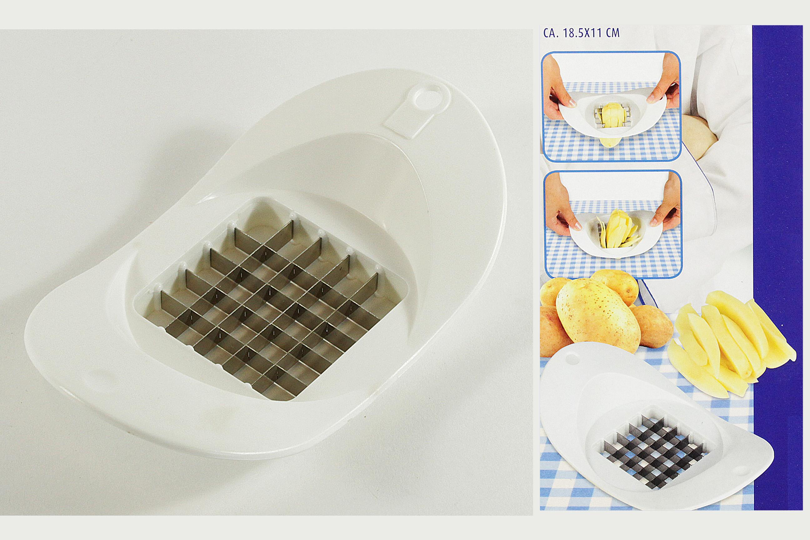 kartoffelschneider pommes frites schneider pommes. Black Bedroom Furniture Sets. Home Design Ideas
