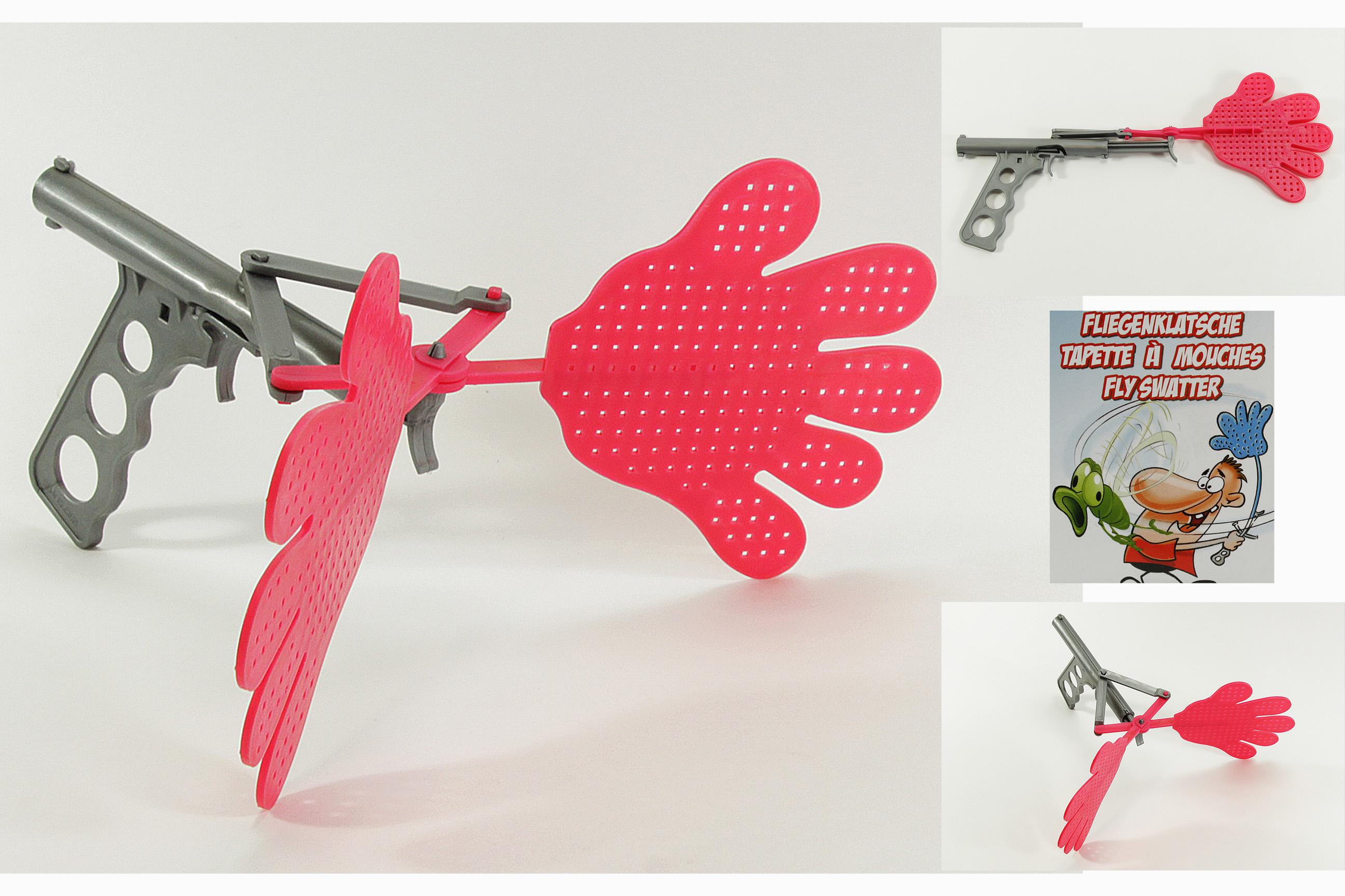✓✓✓ fliegenklatsche in handform fliegen klatsche kunststoff
