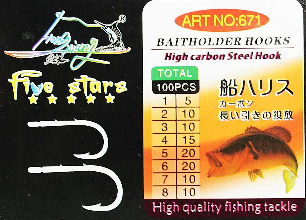 Angelhaken Fischhaken mit Öse Einzelhaken kleine Haken Box NEU 240 St