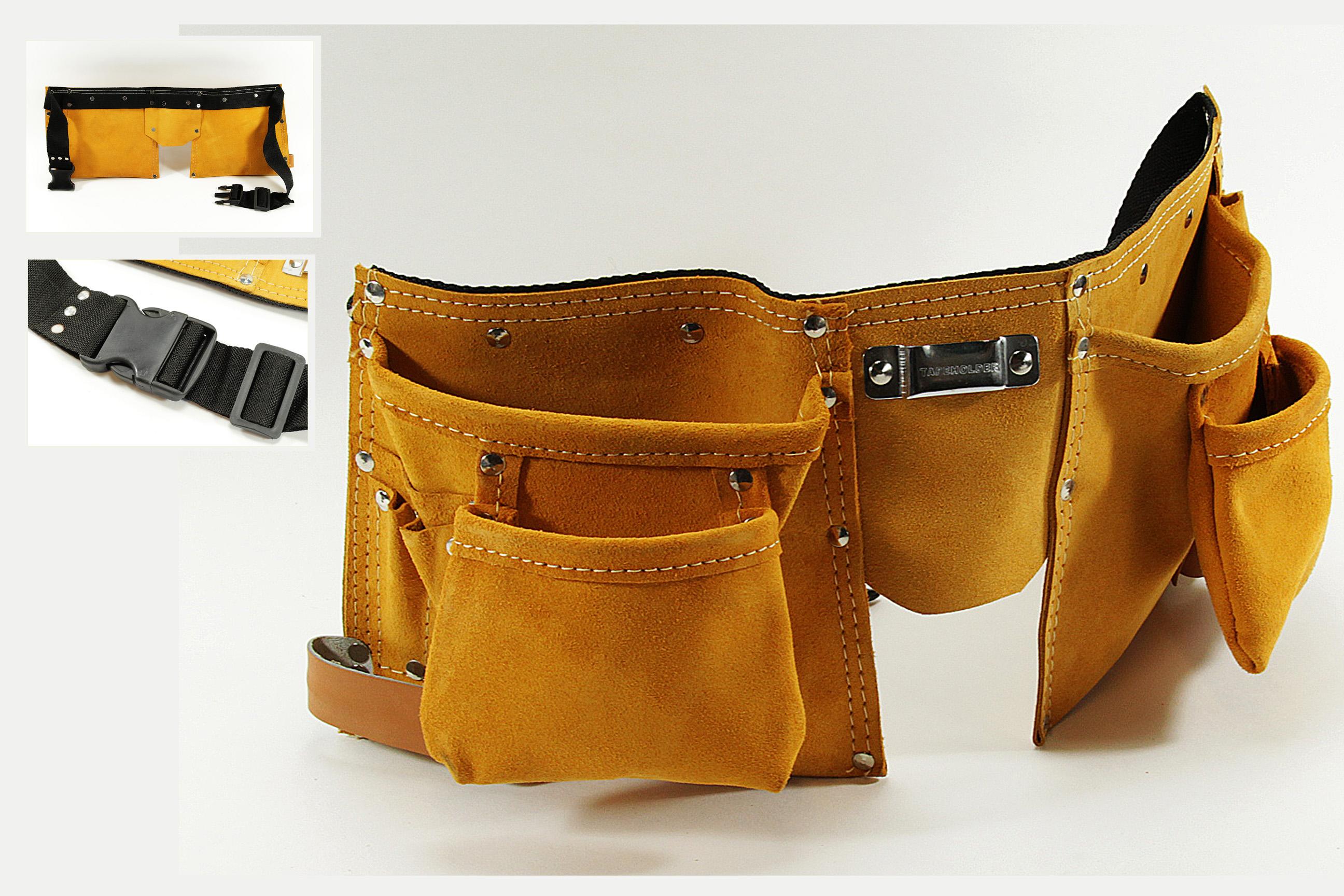 Pro Gürtel Werkzeugtasche Nylon Gürteltasche Nagel Werkzeug Tasche Arbeitstasche